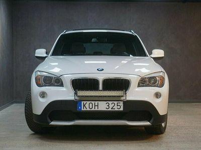 begagnad BMW X1 xDrive20d Steptronic Panorama Drag