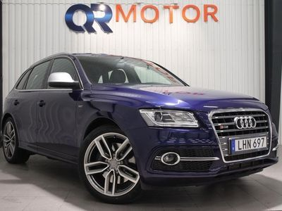 begagnad Audi SQ5 3.0 TDI V6 Panorama D-värme 313hk