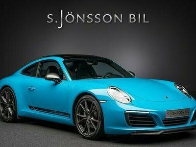 begagnad Porsche 991 911 T med baksäte Se Filmen 2018, Personbil Pris 990 000 kr
