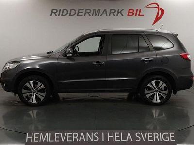 begagnad Hyundai Santa Fe 2.2 4WD 200hk Nyservad Drag