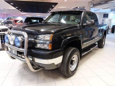 gebraucht Chevrolet Silverado 2500 Duramax LT Ext 4WD