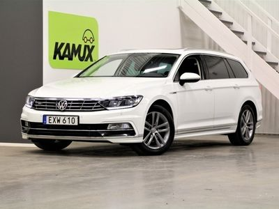 begagnad VW Passat SportsCombi 2.0 TDi 4M | R-line | Panorama | Webasto