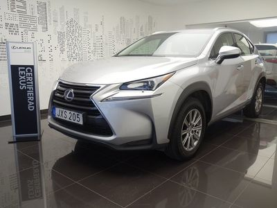 begagnad Lexus NX300h Entry Backsensorer 2015, SUV 239 000 kr