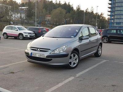begagnad Peugeot 307 2.0 xs