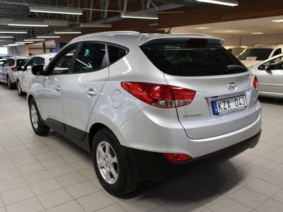 begagnad Hyundai ix35 1.7 CRDi 2WD 115Hk