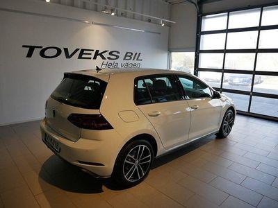 begagnad VW Golf GTD GTE GTE 1.4 TSI PLUG-IN-