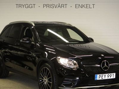 used Mercedes GLC43 AMG AMG 4MATIC V-HJUL