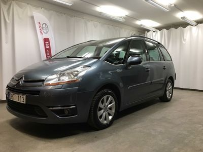 begagnad Citroën Grand C4 Picasso C4 Picasso 2.0 HDiF EGS 7-sits 136hk
