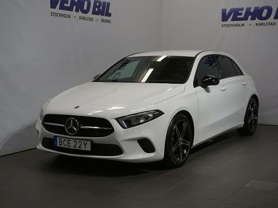 begagnad Mercedes A180 SE Edition Night Package