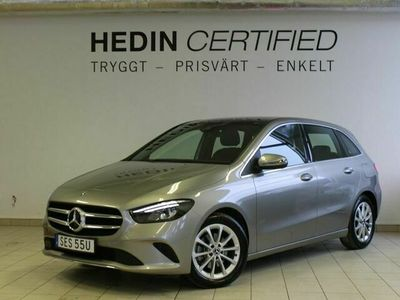 begagnad Mercedes 200 - Benz B - KlassProgressive, Panorama, Widescreen,