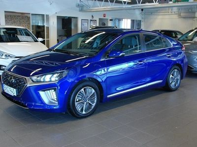 begagnad Hyundai Ioniq Plug in 1.6 Premium Plus