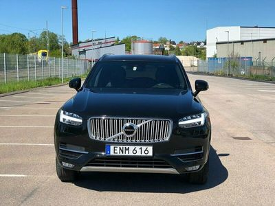 begagnad Volvo XC90 D5 AWD Geartronic Inscription Euro 6 225hk