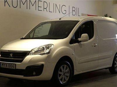 begagnad Peugeot Partner Van 1.6 BlueHDi EGS DRAG/INRE