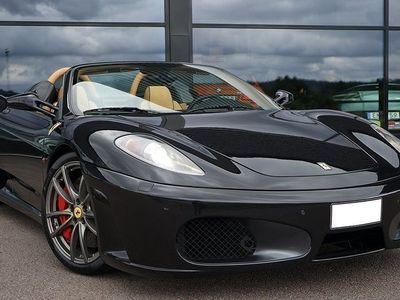 begagnad Ferrari F430 Spider F1 Sportavgas OBS SPEC 2007, Cab 779 000 kr