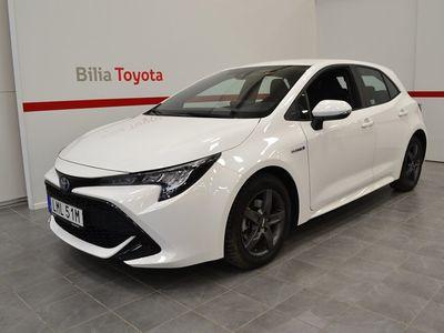 begagnad Toyota Corolla Hybrid 1,8 5D ACTIVE SPI Motorvärmare Vinterhjul