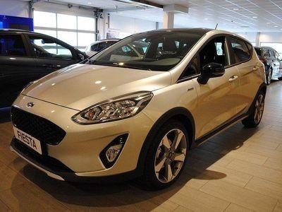 begagnad Ford Fiesta Active 1.0T EcoBoost 100hk Aut*De
