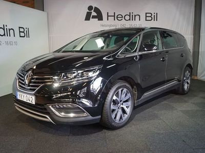 begagnad Renault Espace 1,6 DCI Intense 7-SITS