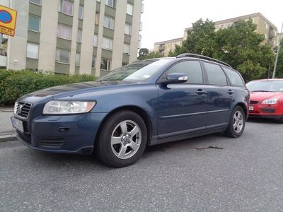 usado Volvo V50 1.8 Flexifuel Kinetic 125hk