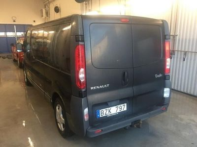 begagnad Renault Trafic 2.5 DCI -11