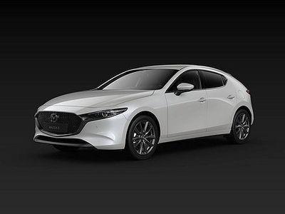 begagnad Mazda 3 M-hybrid X Cosmo 2,0 180hk Automat AWD - NYHET