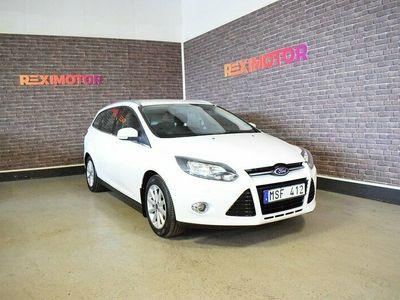 begagnad Ford Focus Kombi EcoBoost 100hk Ny Besiktad