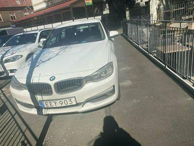 begagnad BMW 320 3-V D XDRIVE