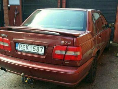 begagnad Volvo S70 -00