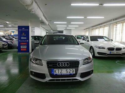 begagnad Audi A4 Avant 2.0 TFSI E85 quattro Proline drag