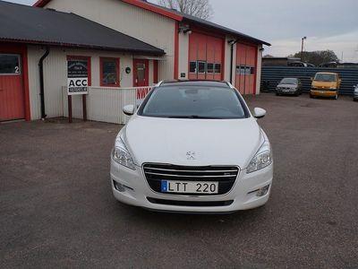 begagnad Peugeot 508 1,6 HDI/ Auto/Full servad/Kamrem -11