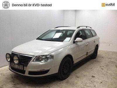 begagnad VW Passat 2.0 TDI Variant 4-Motion (1