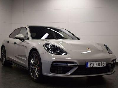 begagnad Porsche Panamera Turbo Sport Turismo