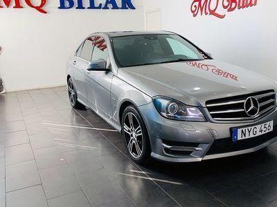 begagnad Mercedes C220 CDI 7G-Tronic Plus 170hk