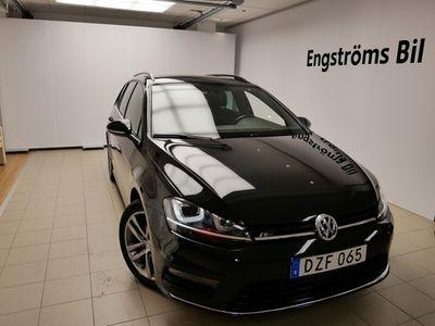 begagnad VW Golf SportsCombi SC 150 TSI R-LINE