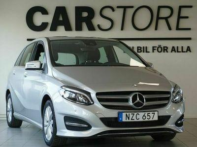 begagnad Mercedes 180 - Benz B - KLASSDiesel Automat backkamera