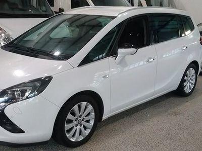 begagnad Opel Zafira Tourer 2.0 CDTI 130Hk 7-SITS