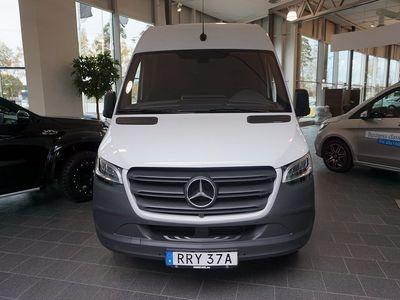 begagnad Mercedes Sprinter 316CDI AUt A3 14m2 -19
