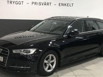 begagnad Audi A6 AVANT 2.0 TDi, värmare md fjärr, drag
