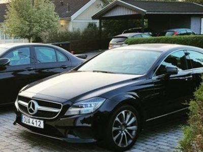 begagnad Mercedes CLS350 BlueTEC