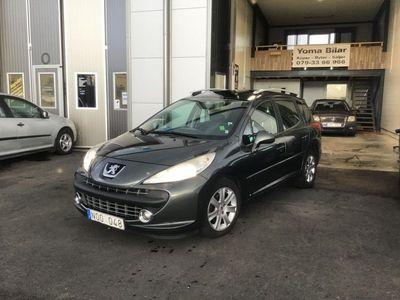 begagnad Peugeot 207 1.6 HDi FAP 109hk