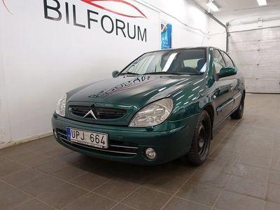 brugt Citroën Xsara 1.6 109hk Besiktning senast: 2020-05-31