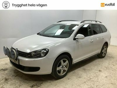 begagnad VW Golf VI Variant VI 1.6 TDI 4motion (105hk)