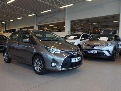 begagnad Toyota Yaris 1.33 5-D ACTIVE