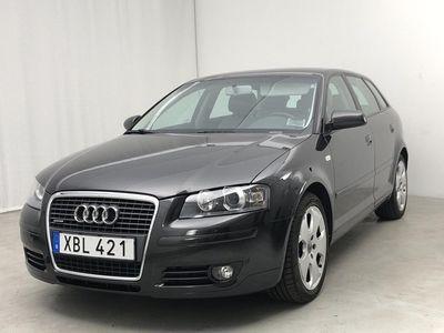 begagnad Audi A3 Sportback 2.0 TFSI quattro (200hk)