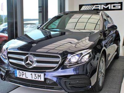 begagnad Mercedes E300 300de AMG-Line Plug-In-Hybrid