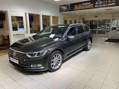 begagnad VW Passat Sportscombi 1.4 TSI Executive Business Euro 6