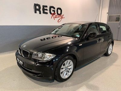 begagnad BMW 120 i Lågmil, LCI, Advantage, Comfort 170