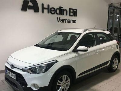 begagnad Hyundai i20 ACTIVE 1,0 T 100 HK LÅG SKATT 360 KR/ÅR