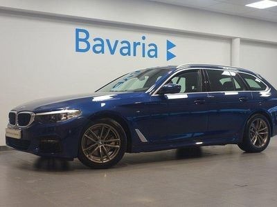 begagnad BMW 520 d xDrive Touring M-Sport Aut Nypris 5