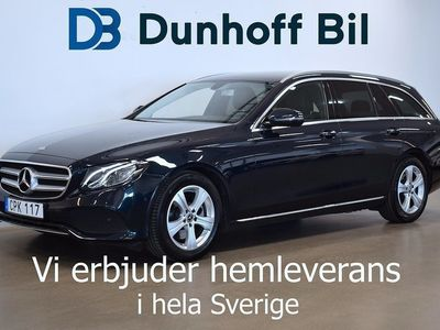 begagnad Mercedes 220 Benz E T d 4MATIC 9G-Tronic Navi Drag 2018, Personbil 318 900 kr