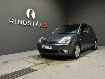 begagnad Ford Fiesta 3-dörrar 1.4 80hk S&V-DÄCK NYBES